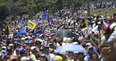 """¡LA CALLE SIGUE!  Oposición convoca a nueva marcha el sábado #8A, """"con el doble de gente"""""""