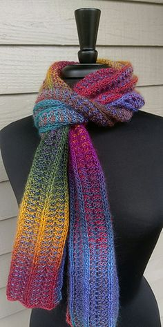 Ravelry: Frosted Multi pattern by Victoria Myers
