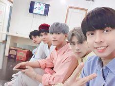 The first ever Filipino boy group trained under a Korean entertainmen… Korean Entertainment Companies, Korean Words, Mark Nct, Bts Wallpaper, Nonfiction, My Boys, Boy Groups, Train, Entertaining