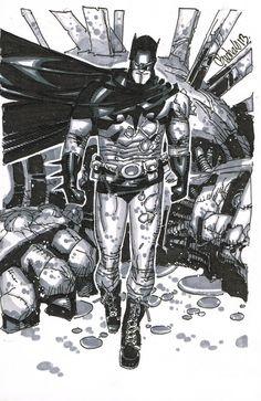 Batman by Chris Bachalo