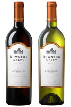 Downton Abbey Gets Its Own Wine Collection