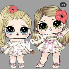 Lol Dolls, Cartoon Characters, Fashion Dolls, Doll Clothes, Tokyo, Scrapbook, Drawings, Anime, Instagram