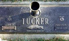Preston Tucker gravesite @ Michigan Memorial Park