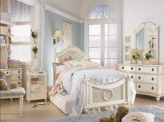Shabby Chic Bedrooms Adults | Shabby chic bedroom ideas for teenage girls | Impressive Home Decor