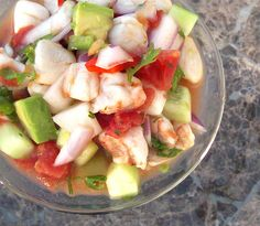 There are few things in this world that I love more than Ceviche.
