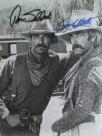 Tom Selleck & Sam Elliott