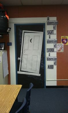 The Twilight Zone | This Classroom Is The Doorway To Adventure!