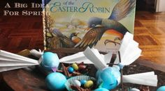 Easter Robin: a book and a big idea