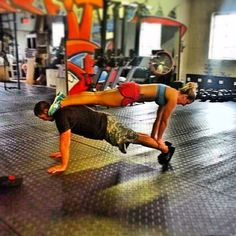 Crossfit couples Crossfit
