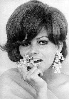 Claudia Cardinale.....Uploaded By www.1stand2ndtimearound.etsy.com