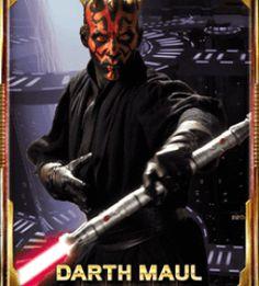 Darth Maul