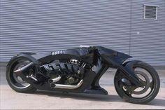 (Custom BAT Bike)