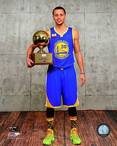 "Stephen Curry Golden State Warriors 2015 NBA All Star Game Photo (Size: 8"" x 10"")"