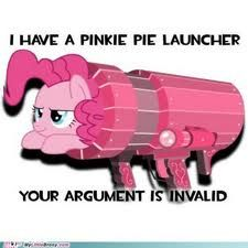 My Little Pony: Friendship is Magic Pinkie Pie launcher