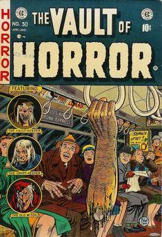 ¿Os apetecería un viaje en metro después de contemplar semejante portada?