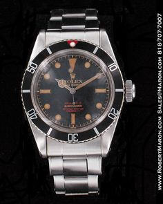 #rolex submariner James Bond 6538