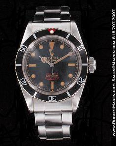 #rolex submariner James Bond 6538