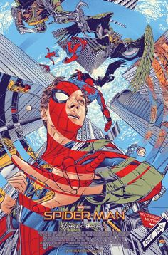 this-mondo-poster-for-spider-man-homecoming-is-the-best-one-yet33