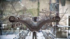 Abandoned Garment Factory in Italy イタリアの縫製工場の廃墟
