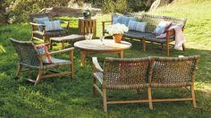 Luxury Outdoor Furniture - Outdoor Patio Furniture - Frontgate