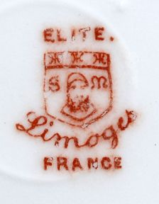 Pottery and Porcelain Marks: Bawo & Dotter (Elite Works)