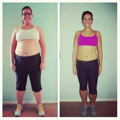"""Check out Jessica Amazing transformation with the help of the Beachbody Challenge! """"I have more energy than I ever thought was possible. Before Beachbody, I would work five days a week and spend the weekends doing nothing because I was so tired. I would make light of it. """"What are you doing this weekend, Jessica?"""" Response: """"Couch City and I'm the mayor."""" Now I get so invigorated and energized after each workout. I'm active and so much more outgoing. I am ridiculously happy. It pours out of…"""