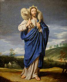 Philippe de Champaigne, The Good Shepherd
