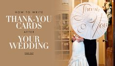 Writing Thank-You Notes Article: How to Write a Thoughtful Thank-You Card Photography: Kristin Spencer Photography Read More: http://www.insideweddings.com/news/planning-design/how-to-write-a-thoughtful-thank-you-card/2854/