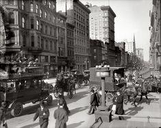 5th Avenue, XIXe siècle