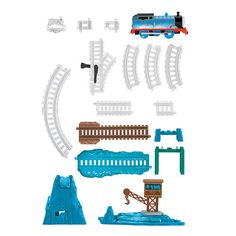 """Fisher-Price Thomas & Friends TrackMaster Snowy Mountain Rescue Set - Fisher-Price - Toys """"R"""" Us"""