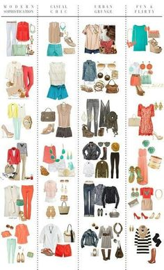 SPRING SUMMER 2015 (LOVE the casual chic & urban grunge looks :) )