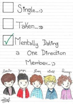 Niall<3 but otherwise I'm a single pringle
