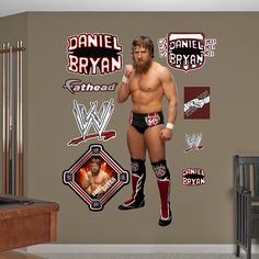 Jim Ross Talks To Total Wrestling Magazine, Daniel Bryan Fathead - http://www.wrestlesite.com/wwe/jim-ross-talks-total-wrestling-magazine-daniel-bryan-fathead/