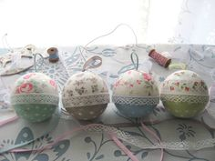 For the New Year's mood. My handmade Christmas toys with secret.