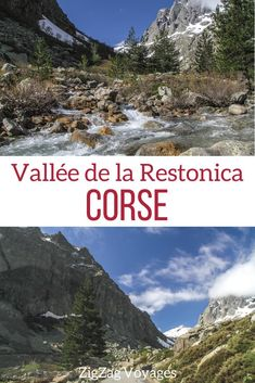 Corsica Travel Guide – Gorges of Restonica, one of the most beautiful drive in Corsica Corsica Travel, Travel Photography, Photography Tips, Beach Photography, Visit France, France Travel, Travel Europe, Photos Voyages, Beautiful Places In The World