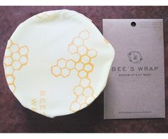 Bee's wrap. It's perfect. Perhaps even life changing.