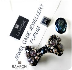 Be Chic, be rock, choose #Ramponi #studs #stones #borchie