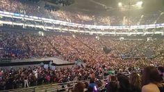 Ti-ti-uu / titiuu72: Olen jo ekspertti-selviytyjä 1D:n keikoilla - One Direction London O2 Arena