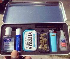 Stoner Survival Kit