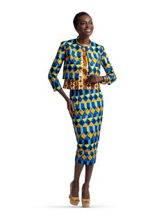 ANOTHER ROUND OF VOILÀ FOR YOU. BY VLISCO. | Vlisco V-Inspired