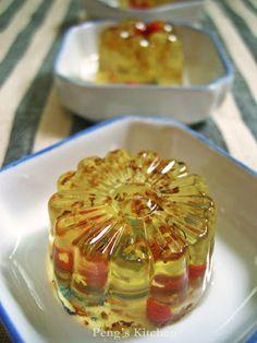桂花糕 Osmanthus Jelly
