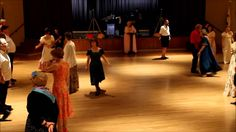 'Impertinence' - English Country Dance at Mayfair Ball 2014