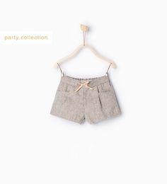 Skirts and Shorts - Baby Girls | ZARA Czech Republic