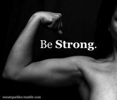 Strong is the new skinny!!