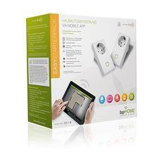 tapHOME Easy Starter Pack Smart Home Schalten & Dimmen Set Hausautomatisierung für 210 EUR