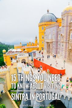 15 Things You Need To Know About Visiting Sintra In Portugal - Hand Luggage Only - Travel, Food & Photography Blog