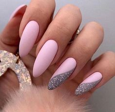 VK is the largest European social network with more than 100 million active users. Matte Purple Nails, Taupe Nails, Blue Ombre Nails, Soft Nails, Nail Tip Designs, Manicure Nail Designs, Nail Art Designs Videos, Sophisticated Nails, Elegant Nails