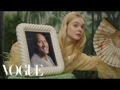 Vogue Original Shorts: Watch Elle Fanning's Fan Fantasy on video.vogue.com