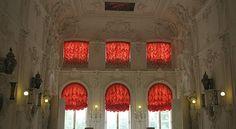 Interior del Palacio de Pushkin en San Petersburgo.  http://www.viajestransvia.com