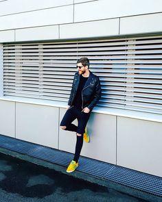 #streetstyle #fashionista #adidas #zara #handm #elegant #leather #sunglasses #france #swiss #serbia #beard #italy #fashion #men #pictureoftheday #amazing #streetart #hipster #original #germany #mensfashion #glam #trendy #style #blogger #inspiration Italy Fashion, Fashion Men, Men Street, Trendy Style, Germany, Zara, Normcore, Hipster, Street Style